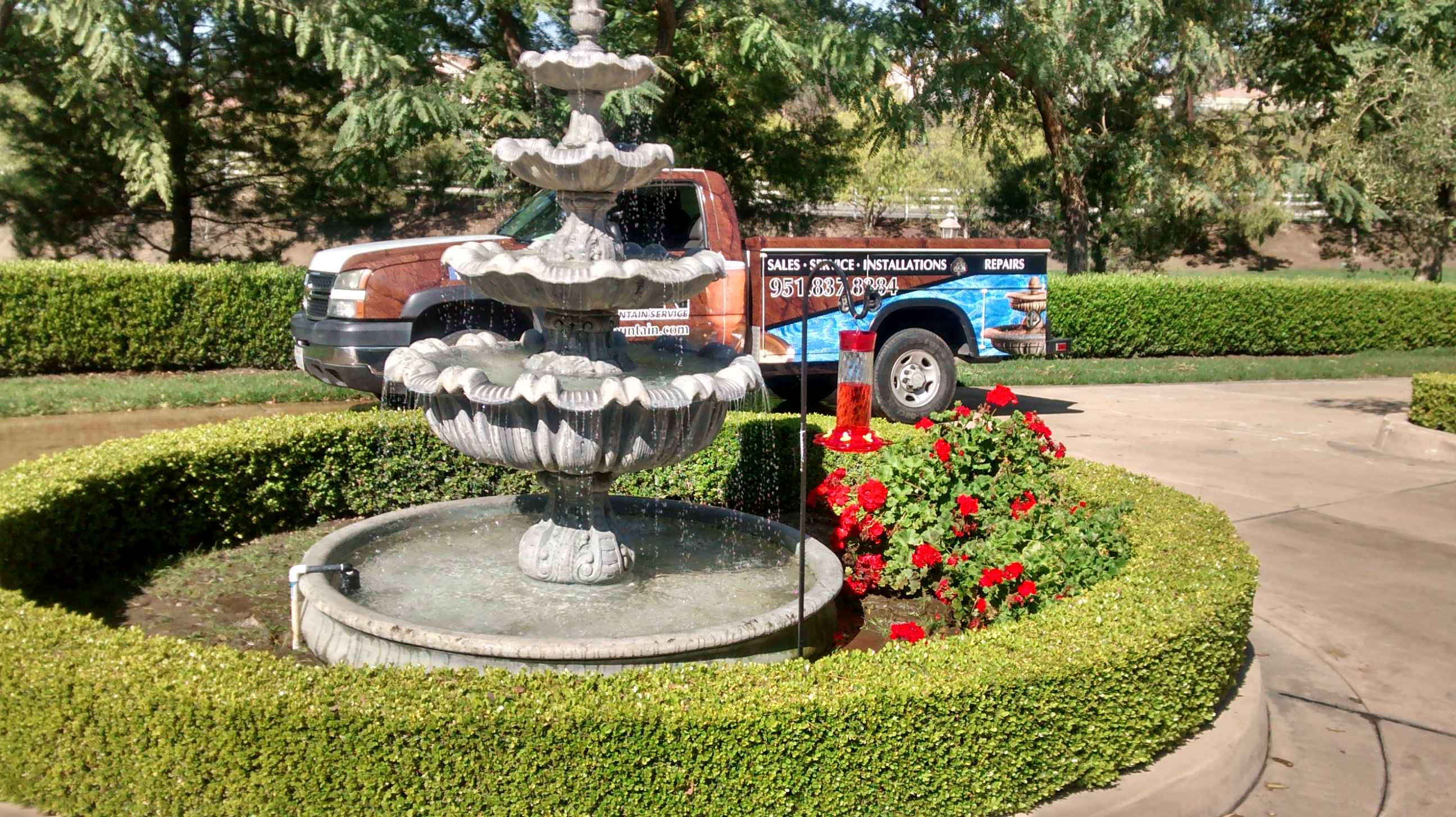 fountain-service-temecula