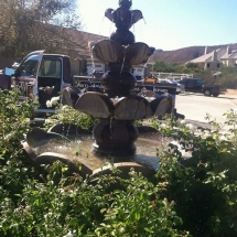 water-fountain-install-carlsbad